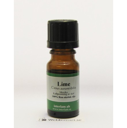 Eterisk olja Lime 10 ml