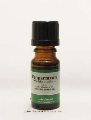 Eterisk olja Pepparmynta 10 ml