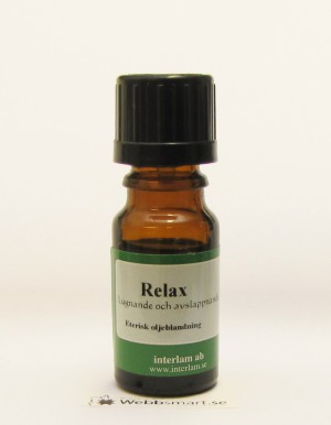 Eterisk olja Relax 10 ml