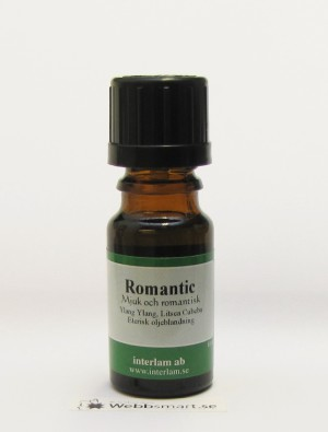 Eterisk olja Romantic 10 ml