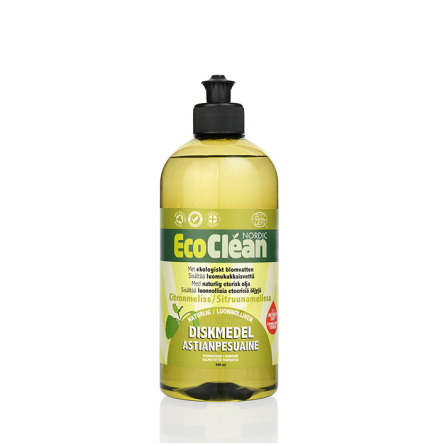 Diskmedel Citrus Eco 500 ml