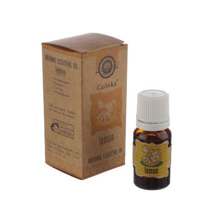 Eterisk olja Lemon Organic 10 ml