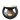Aromalampa Lightbowl Svart